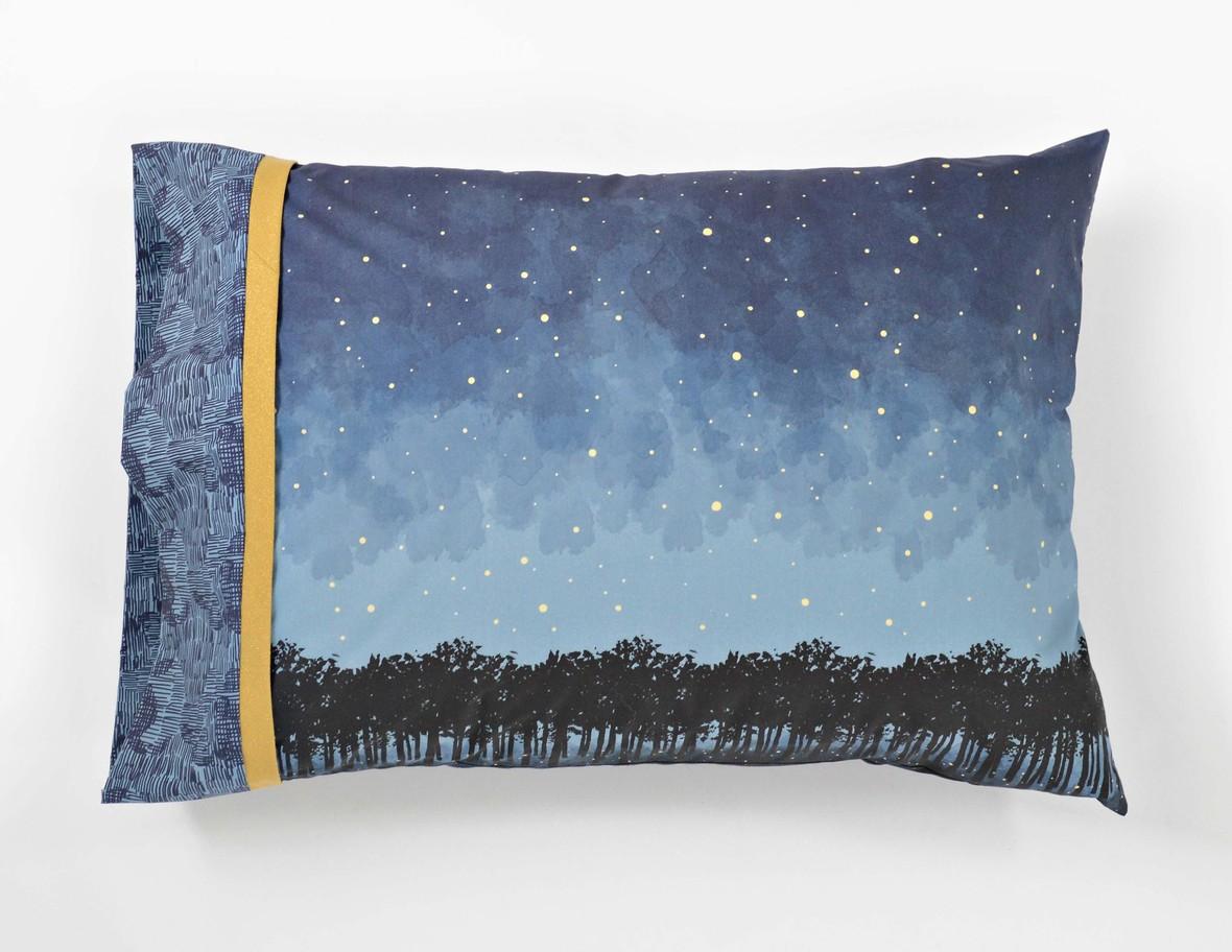 Hedgerow Border Pillowcase