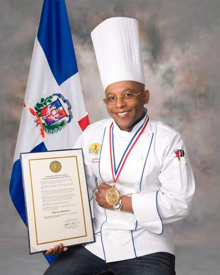 Chef Rodríguez propone institucionalizar ferias gastronomía dominicana exterior