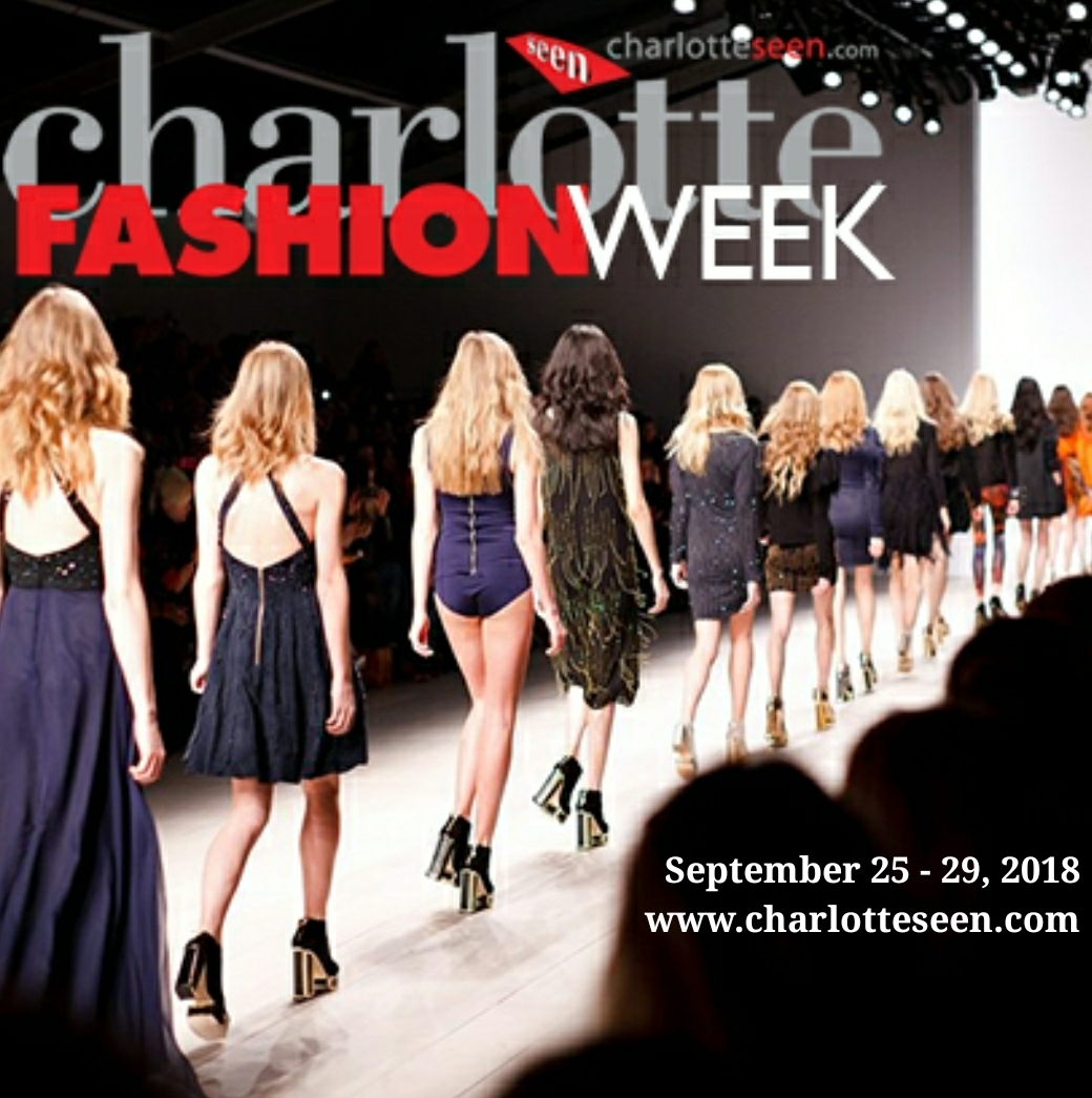 Charlotte and New York Fashion Week, 4 spots left for SPONSORS
