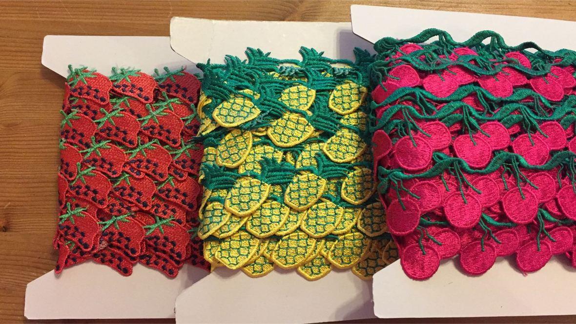 fruit trims