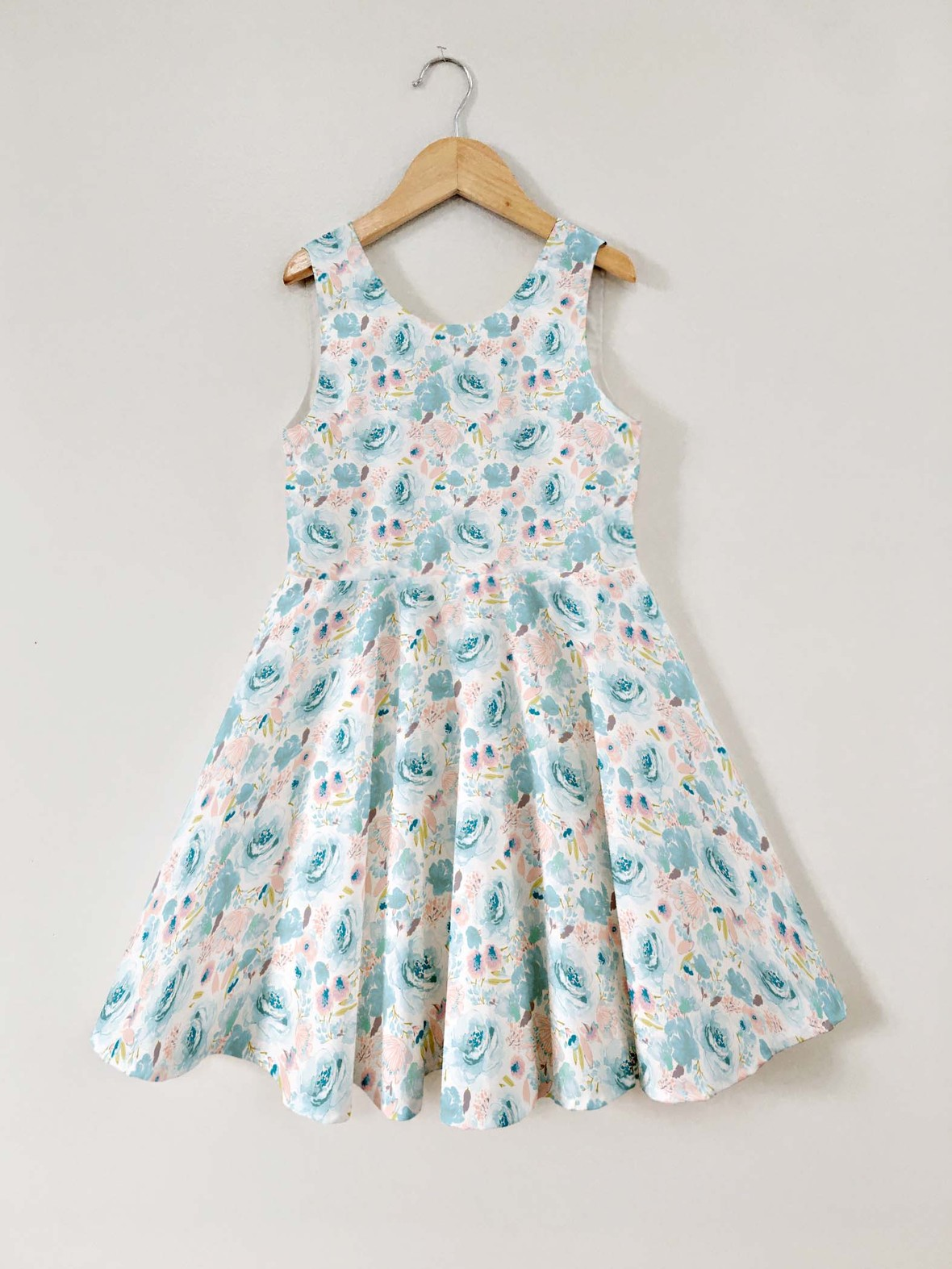 Hello Spring Indy Bloom Fabric Ayda Dress