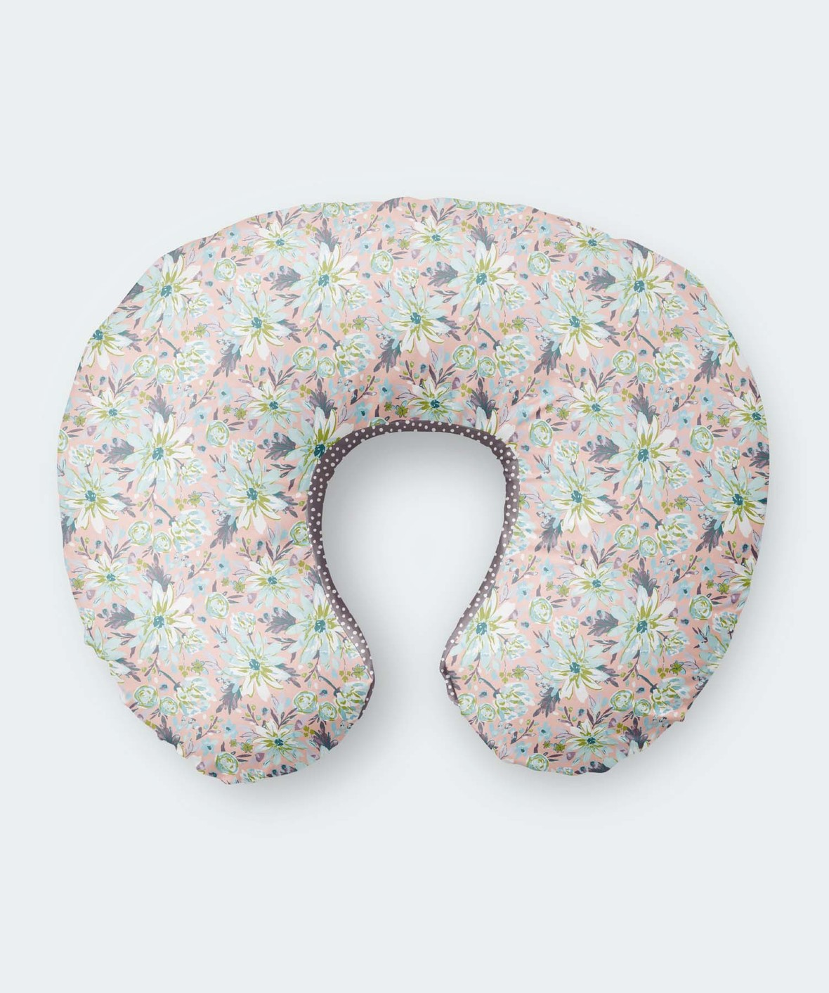 Hello Spring Fabric Indy Bloom Boppy-Pillow