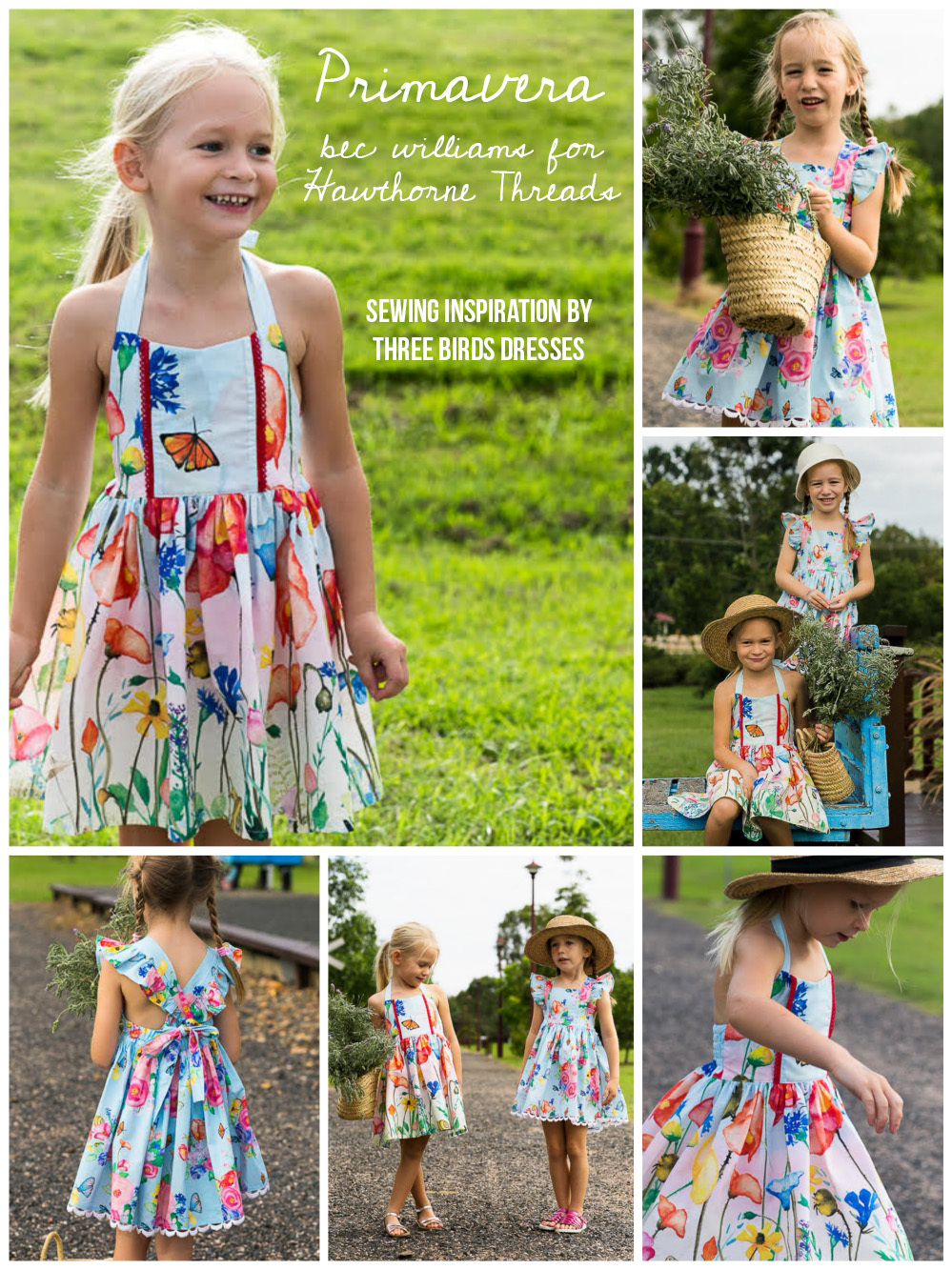 Primavera Dresses by Three Birds Dresse