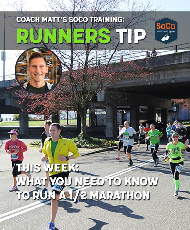 matthew runners tip half marathon