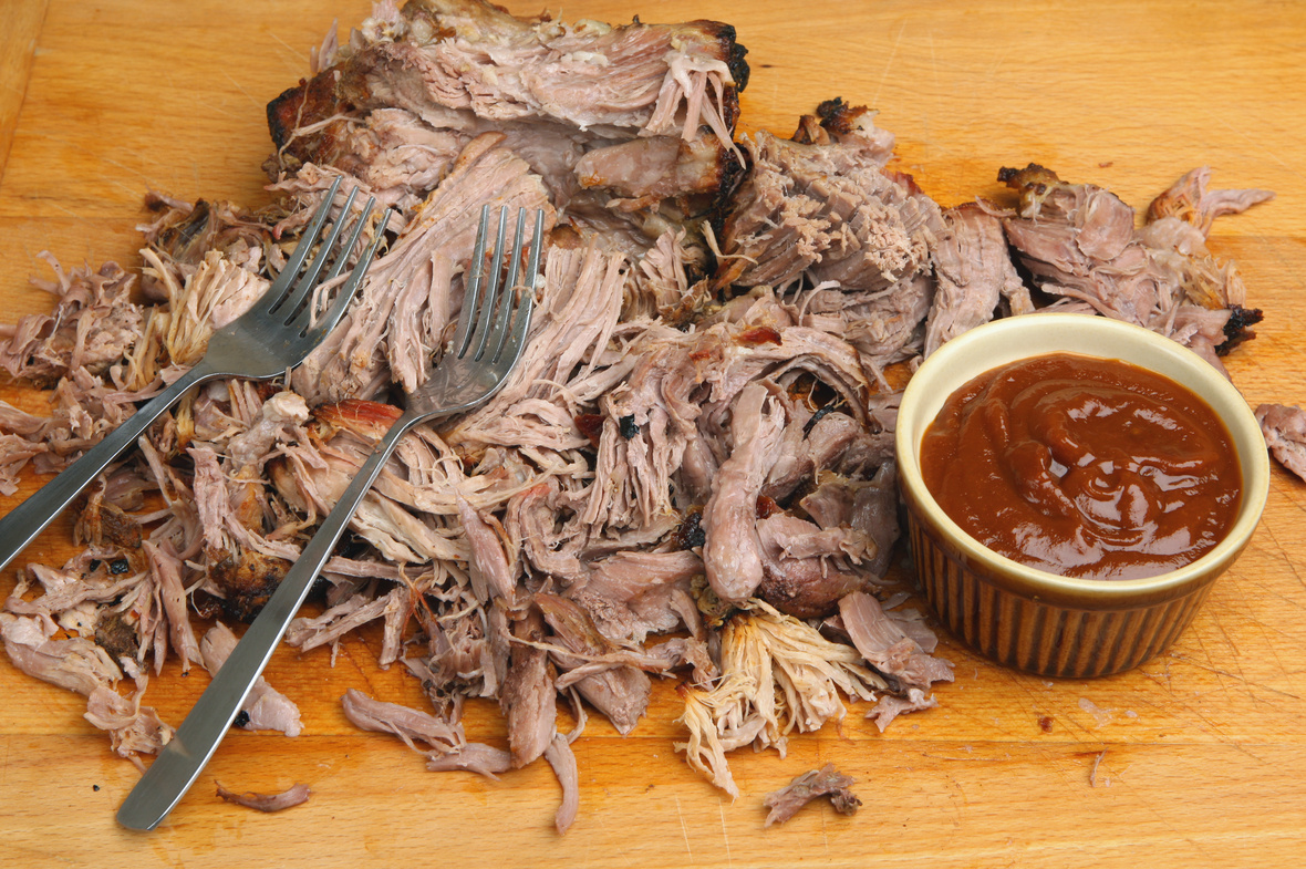 BBQ Pulled Pork - cookoff