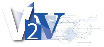 v2v logo