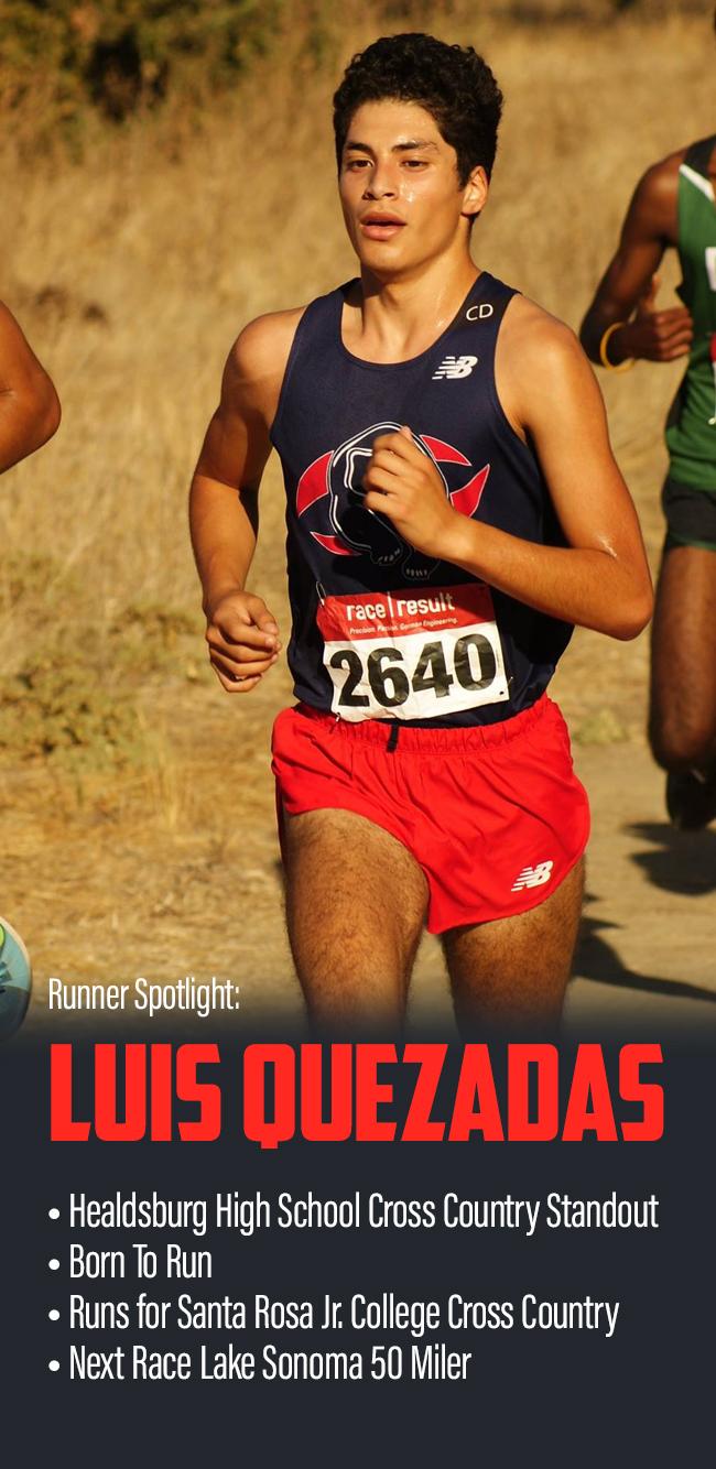 Luis Quezadas spotlight