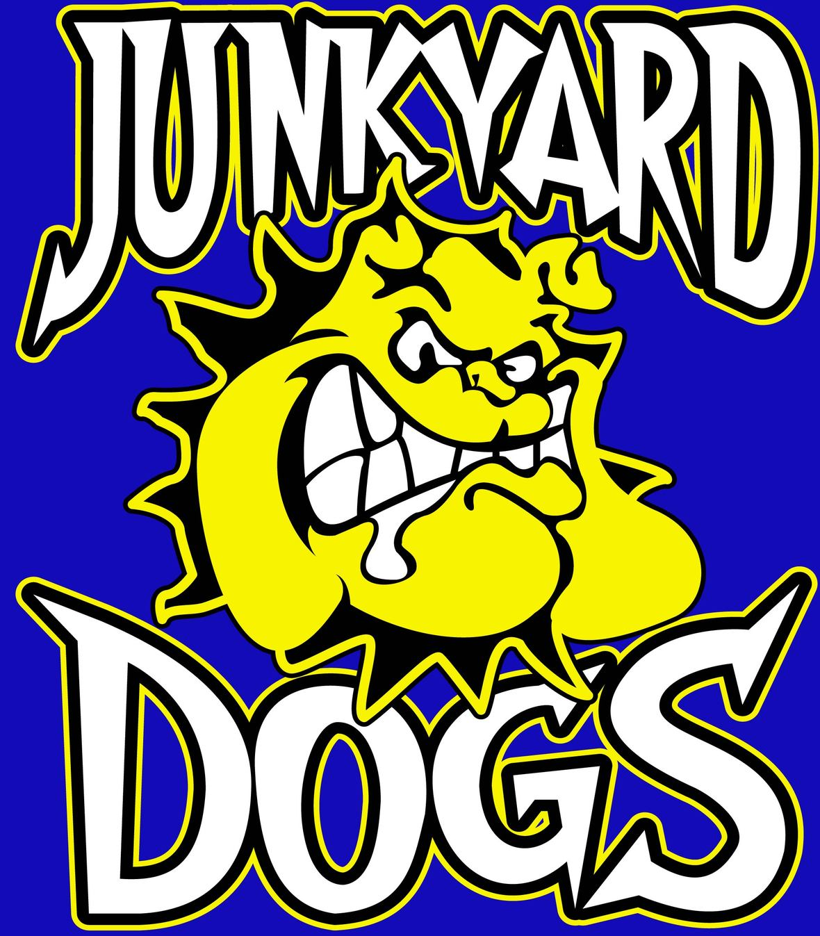 Vintage Junkyard Dog 2015