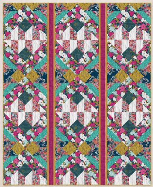 art gallery wholsale site- free quilt- follow the stars  wholesale