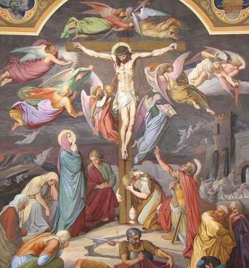 Crucifixion 10 23
