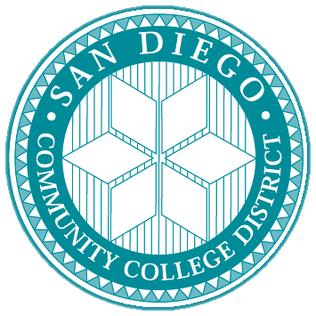 San Diego Community College District seal