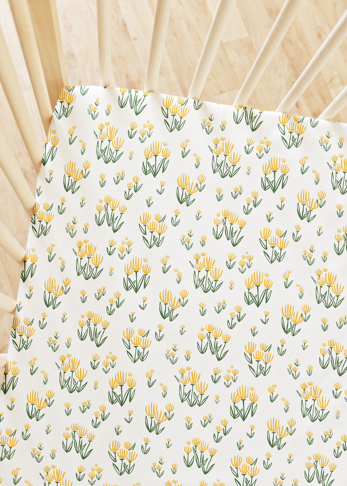 Sunny Patches Crib Sheet 2.2