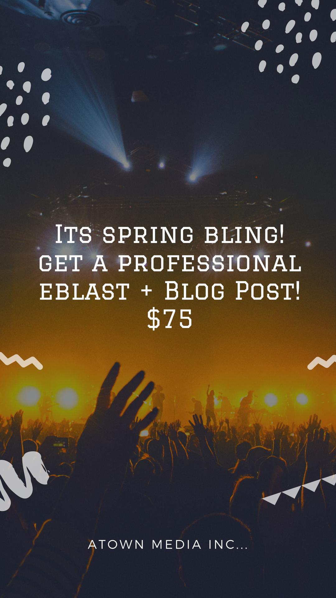 50% OFF Your Favorite Promo! Eblast | Blogs| Dj Service Pack