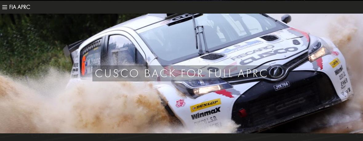 Cusco Release FIA APRC