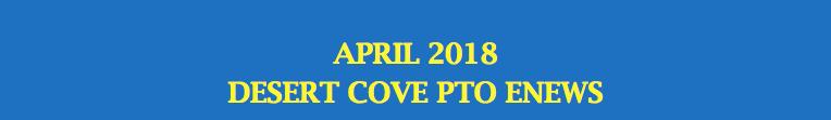 2018-04 eNews Banner
