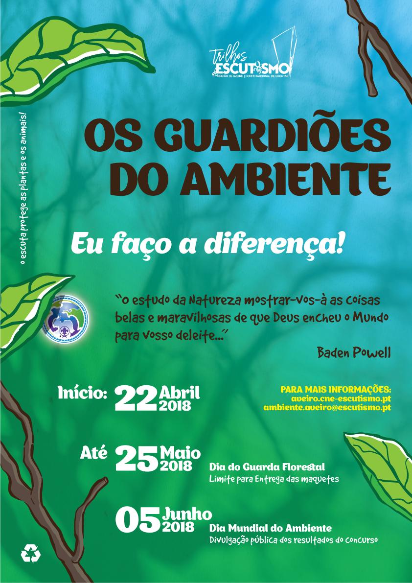 ConcursoAmbiente2018 Cartaz