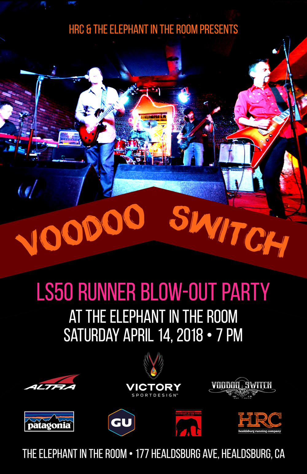 voodoo switch poster 2018