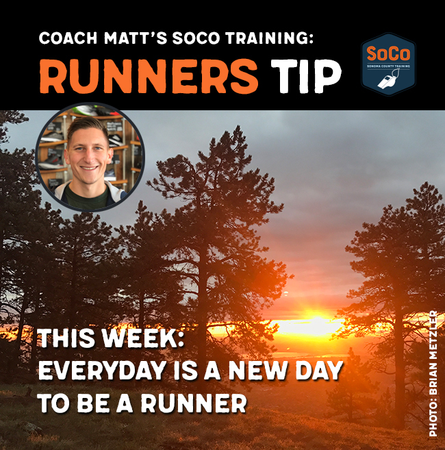 matthew runners tip everyday