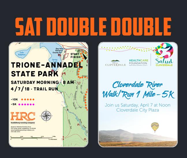 double double sat