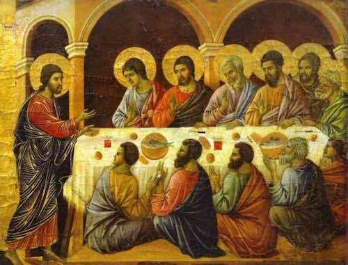 Aparicion a los Apostoles 01