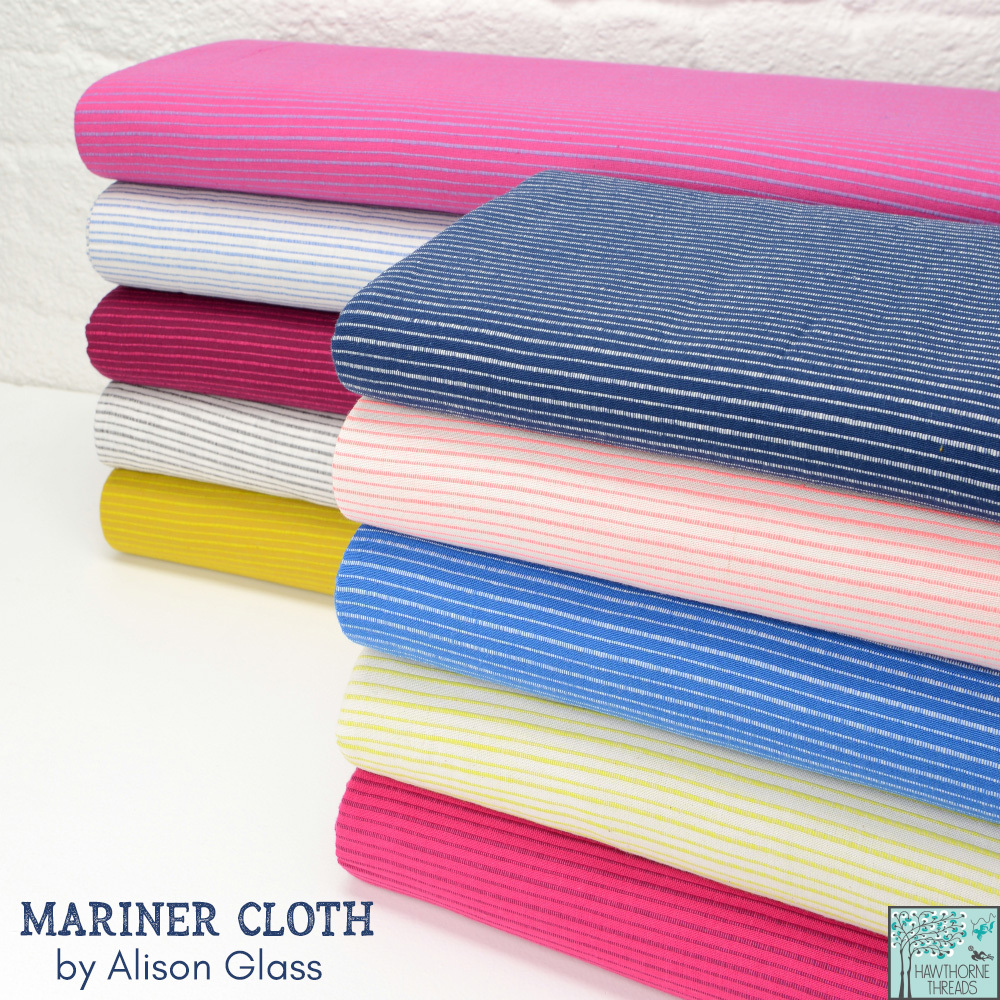 Mariner Cloth Fabric Poster