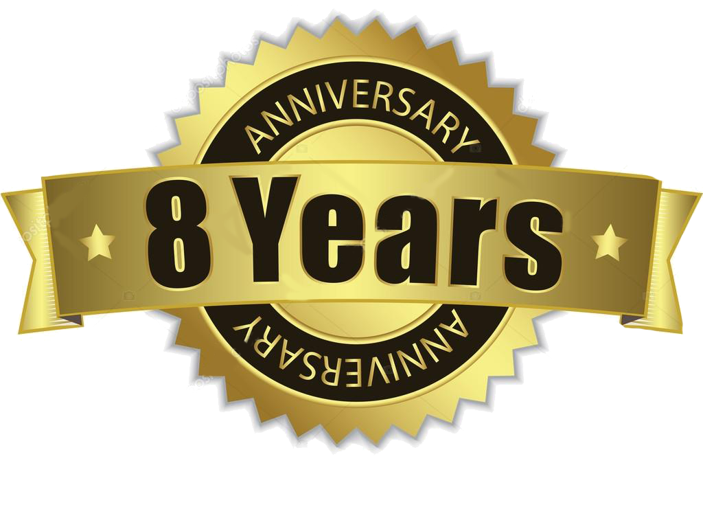 Image result for eight years anniversary