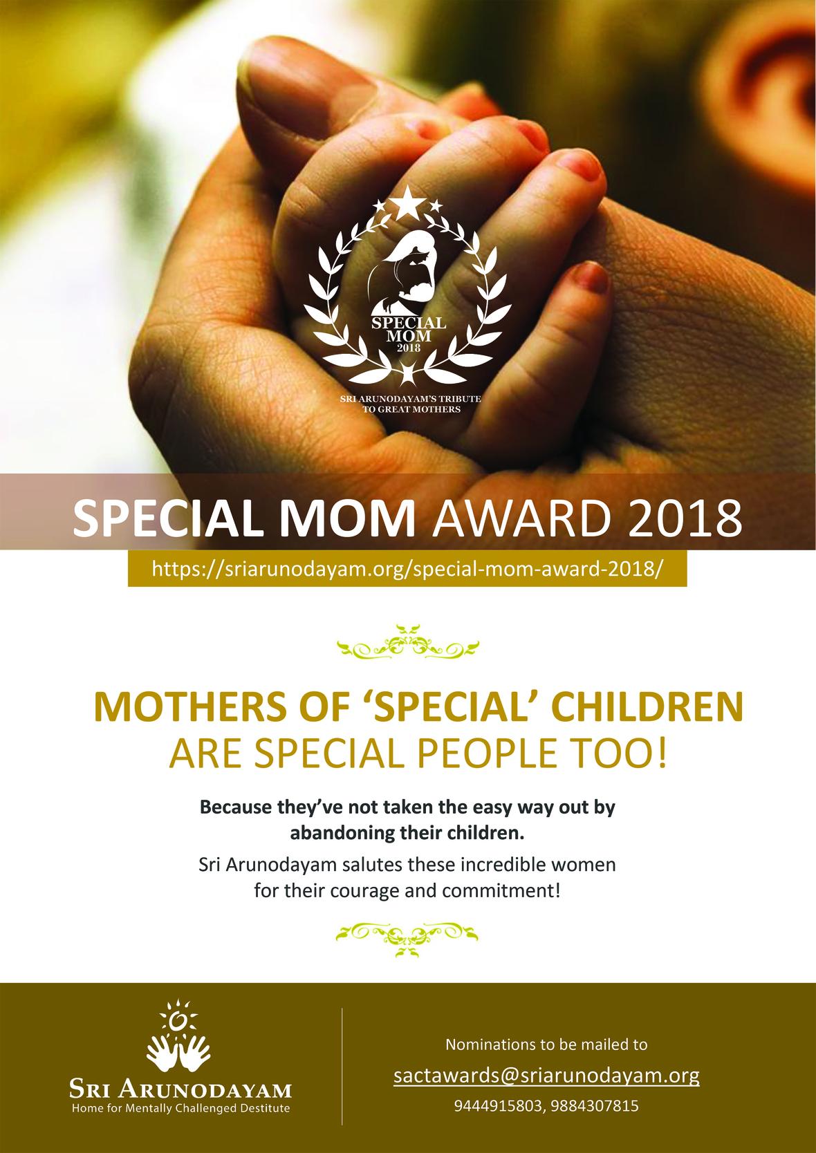 Spl Mom Poster 2018