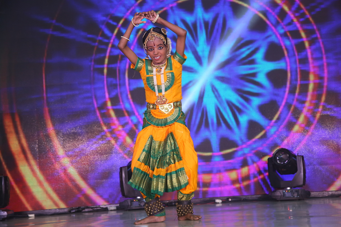 Welcome Dance by our children1