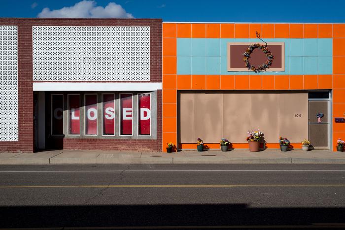 Storefront Tucumcari NM
