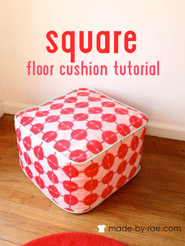 madebyrae-sfloor cushion sewing tutorial