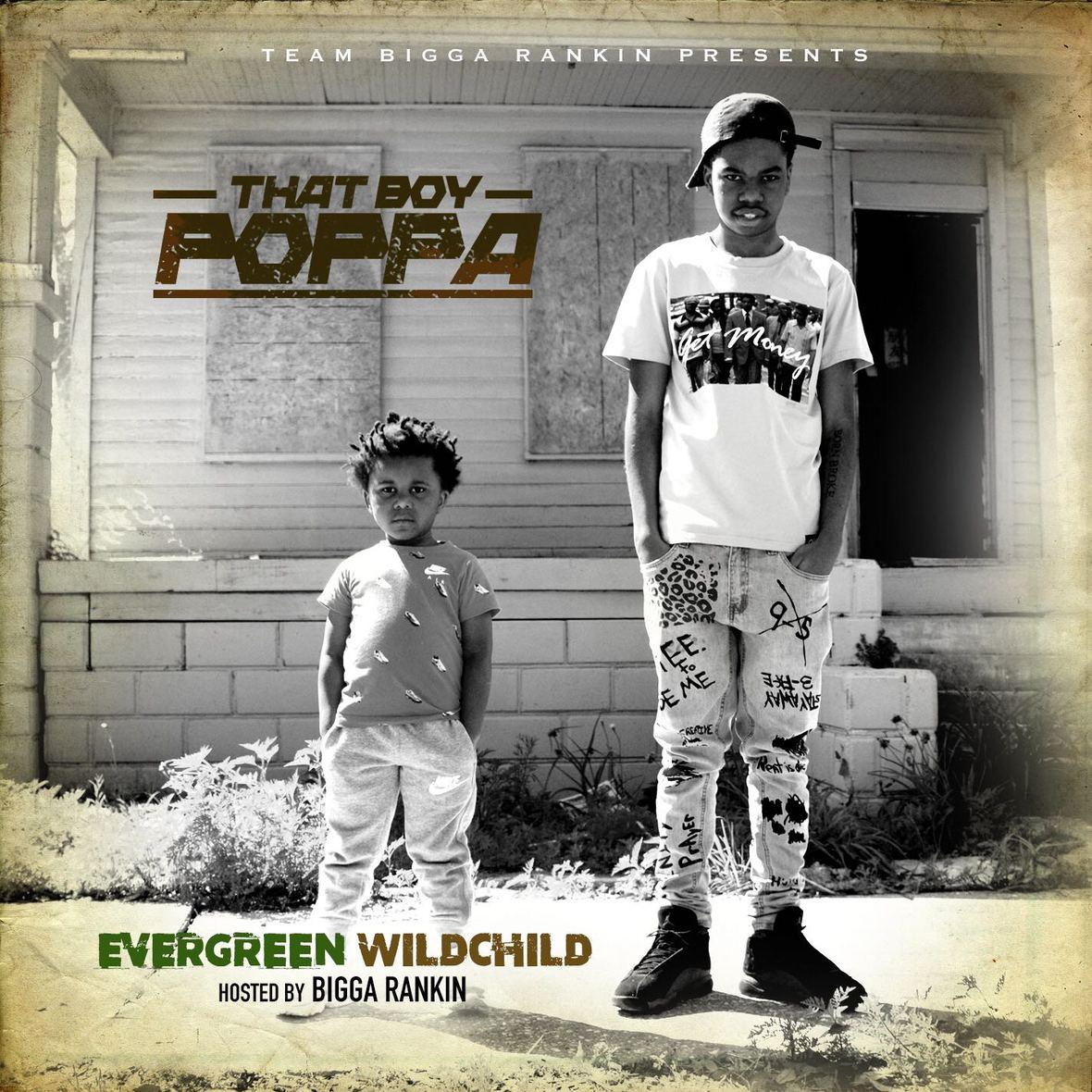 Poppa - Evergreen Wildchild artwork
