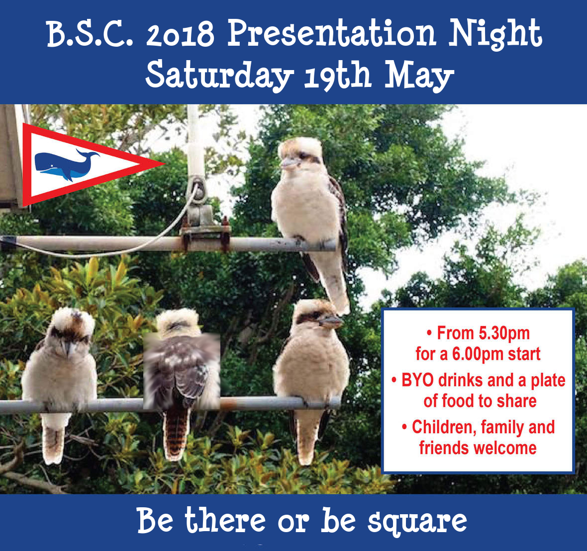 BSC Presso Night 2018