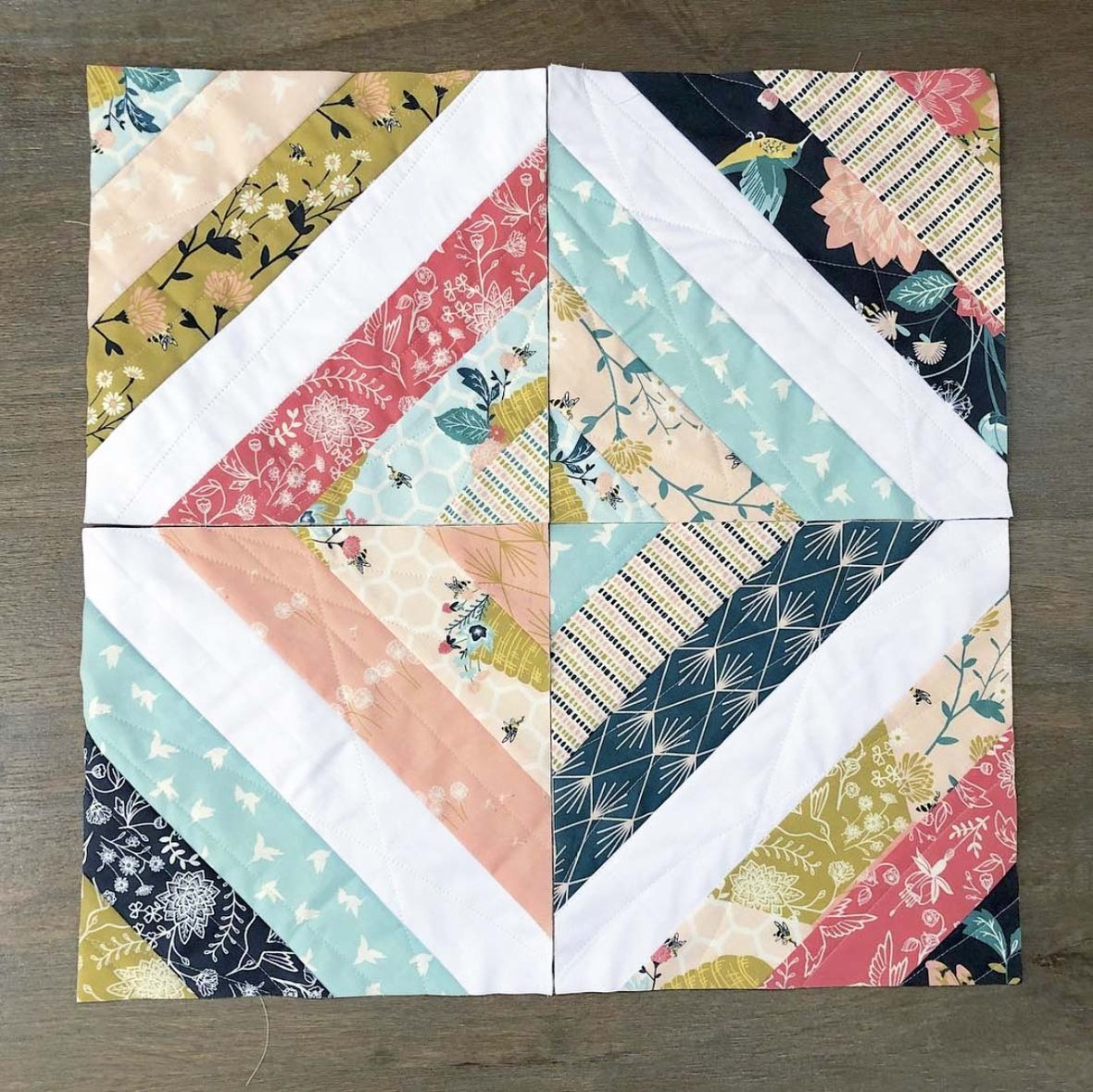 Nectar Fabric Block