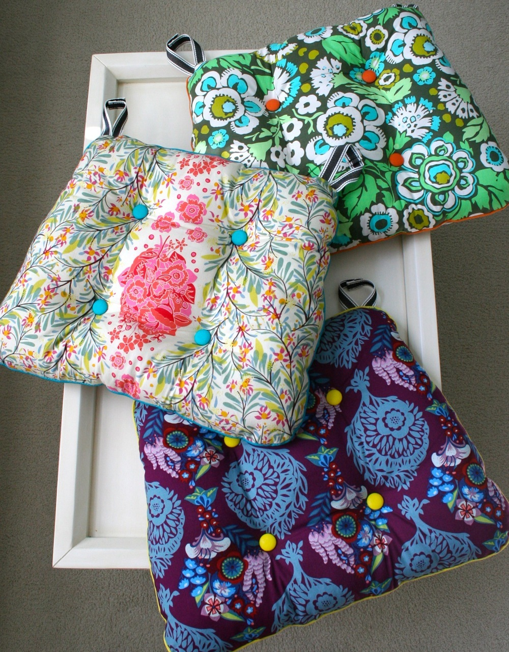 mmmcrafts- cushion sewing tutorials