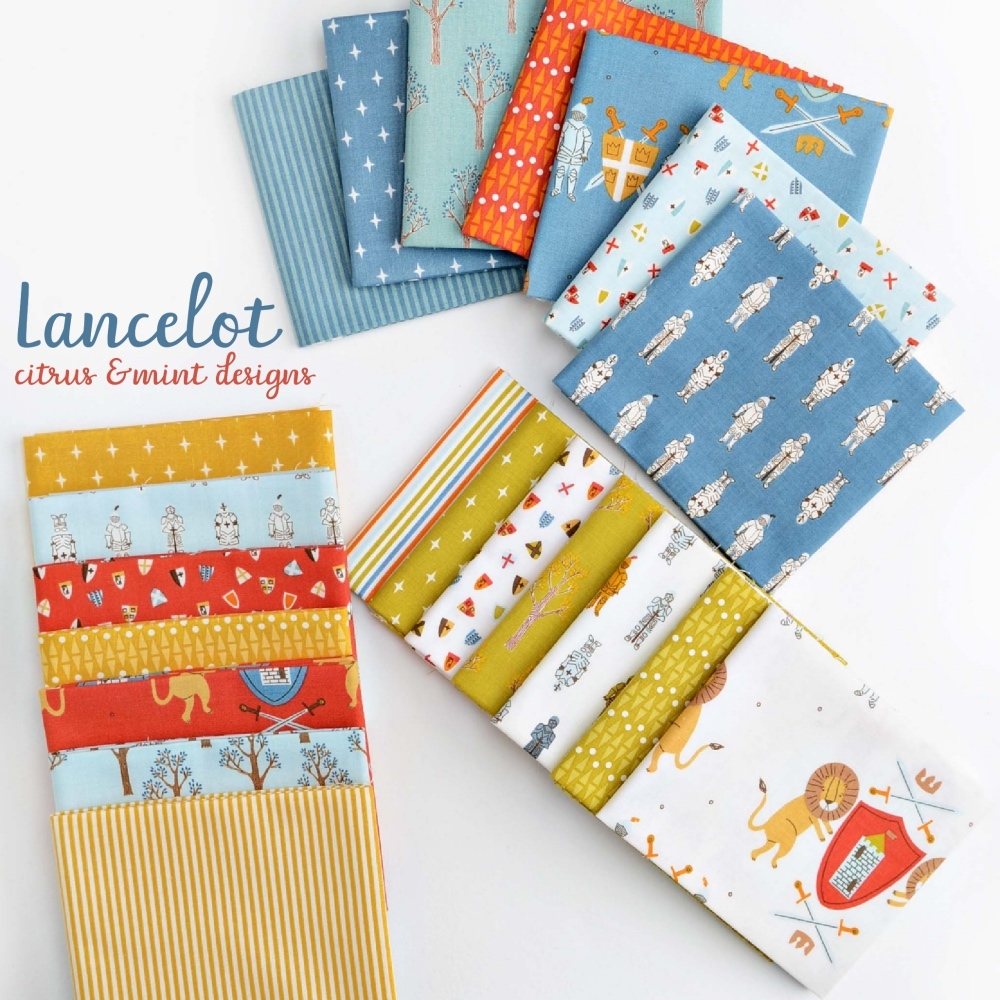 New Lancelot Fabric Poster Fotor