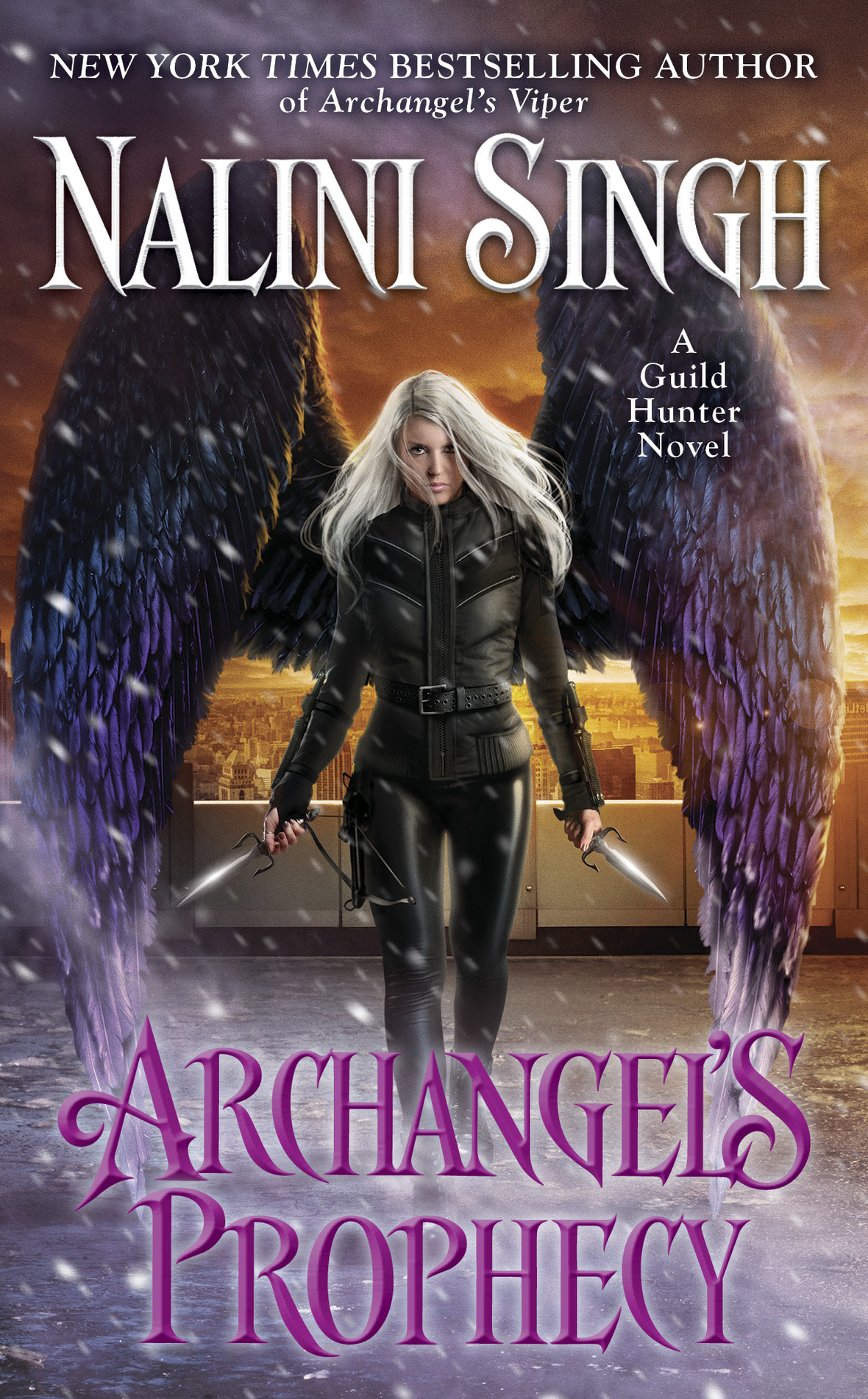 USA Archangels Prophecy Cover - Copy