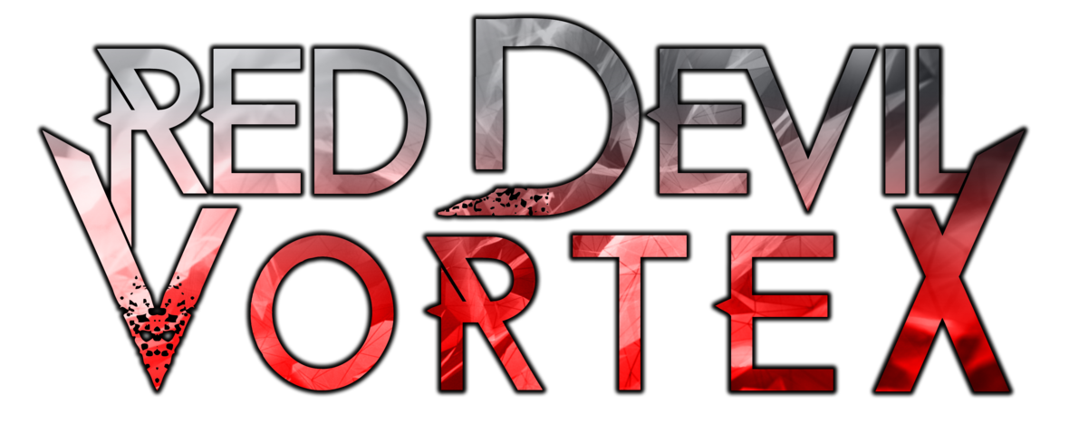 Red Devil Vortex - Official Logo