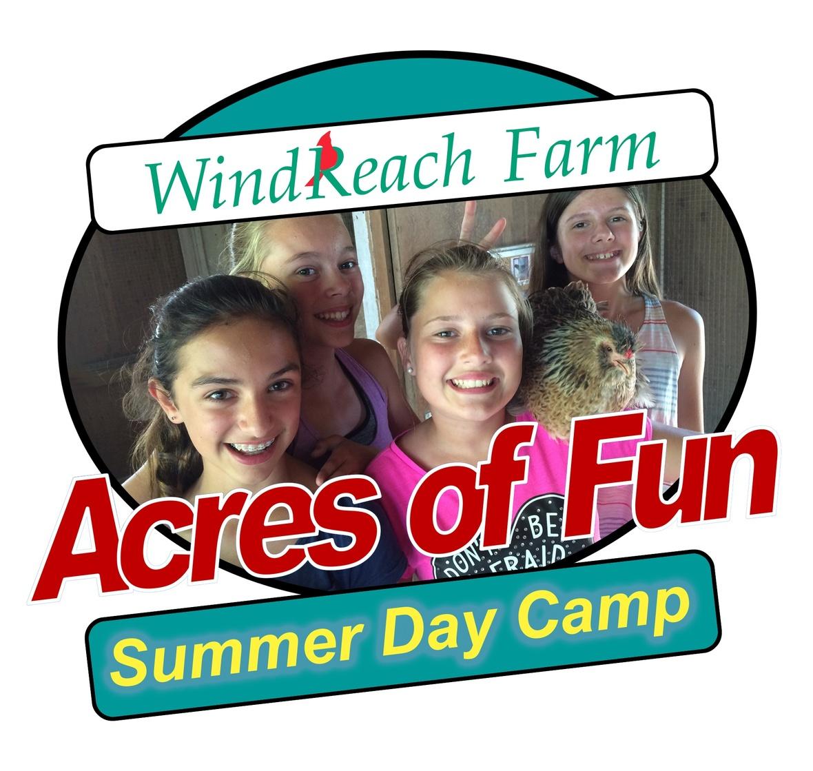WindreachSummer Camp logo