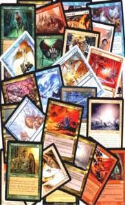 bulk mtg cards