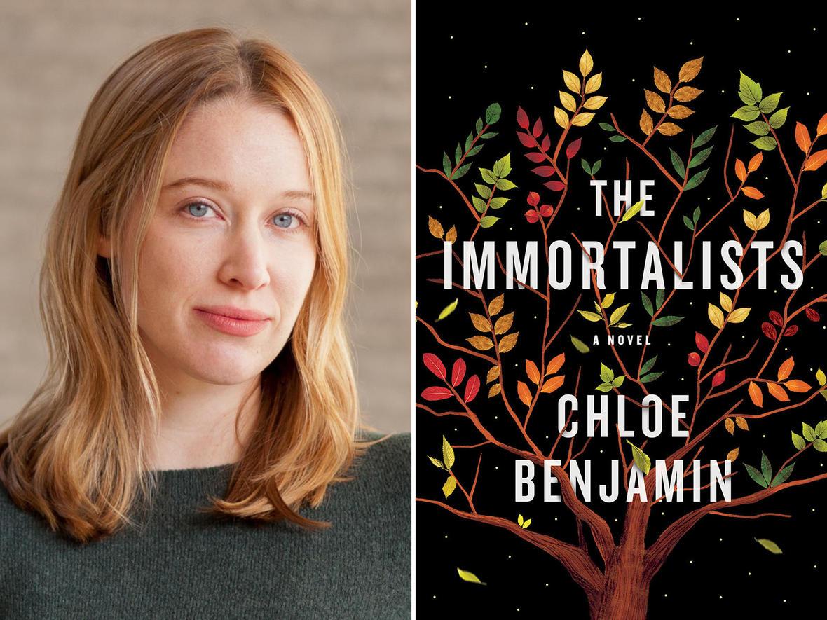 IWH w. Chloe Benjamin