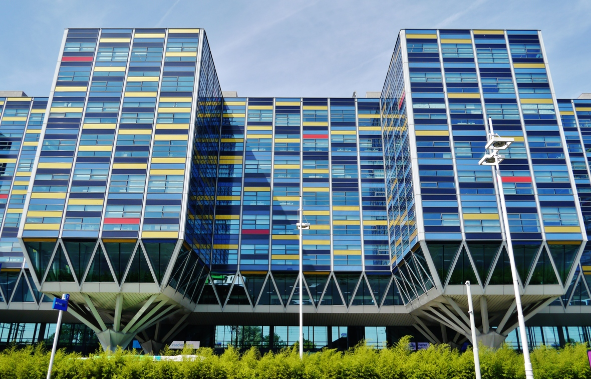 Leiden Achmea Building 10