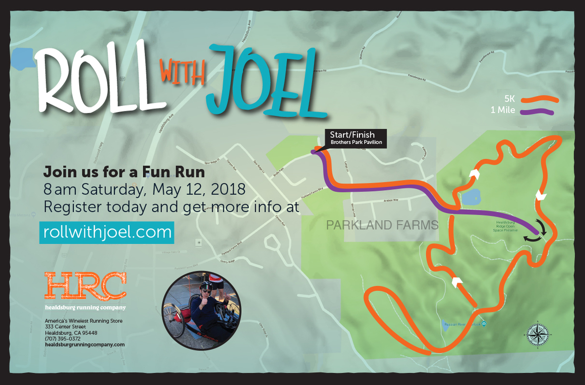 roll with joel map