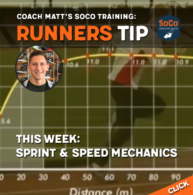 matthew runners tip sprint