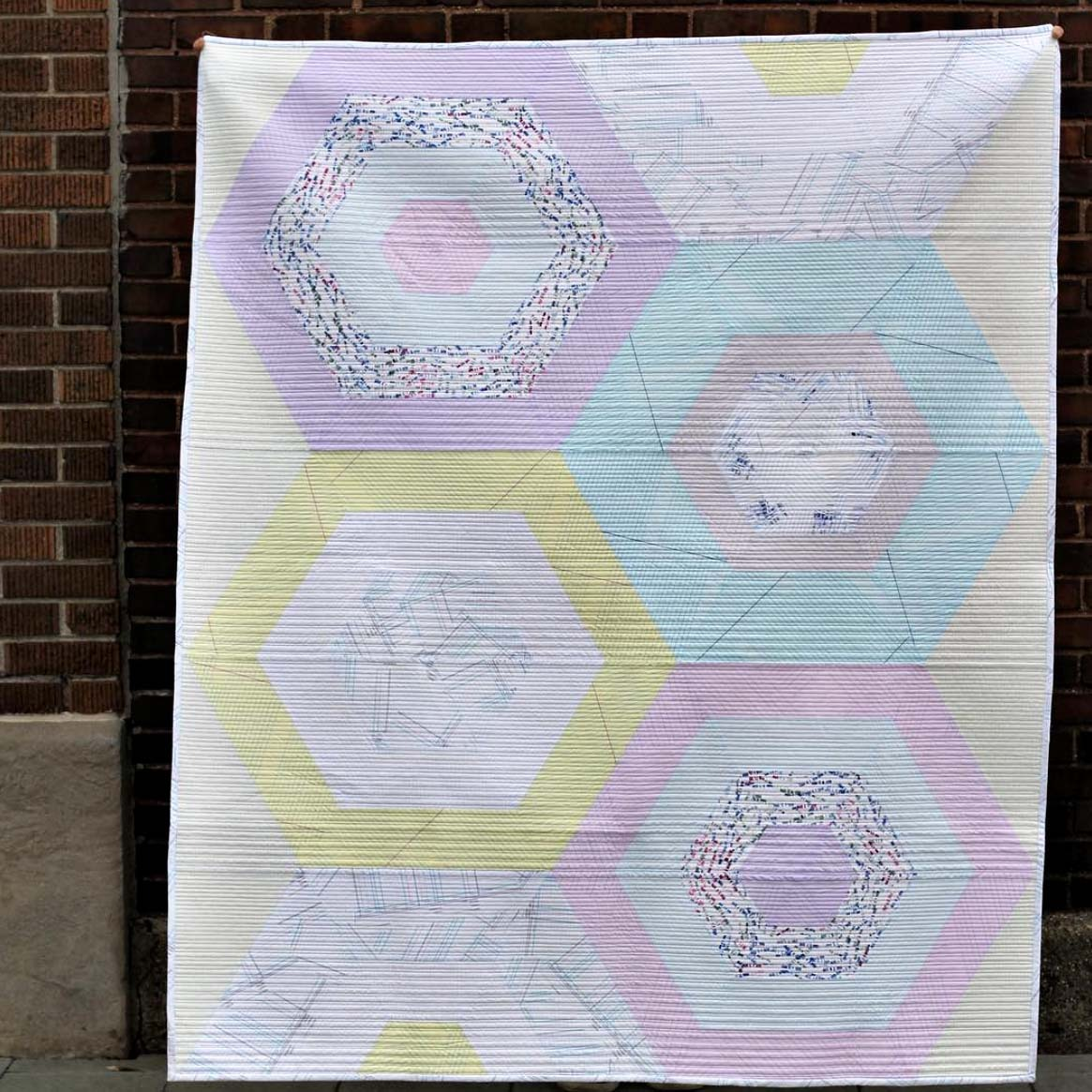 Heather Givans Jot Quilt