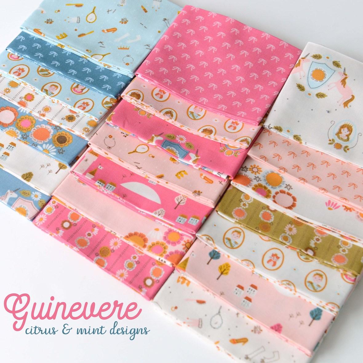 Guinivere Fabric Poster