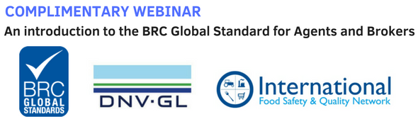 Final Call: An introduction to the BRC Global Standard for