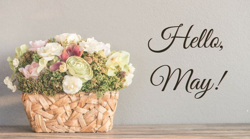 Hello-May-pic-with-basket-of-flowers