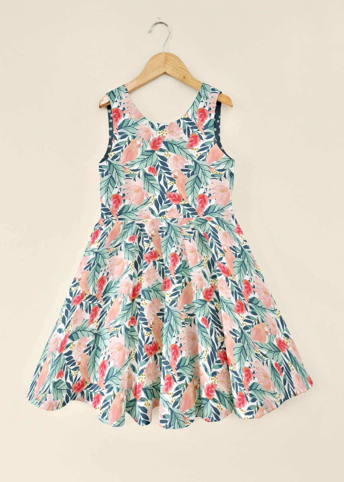 Ayda Dress Bohemian Floral