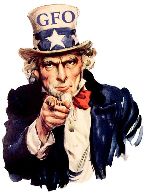 GFO Needs You