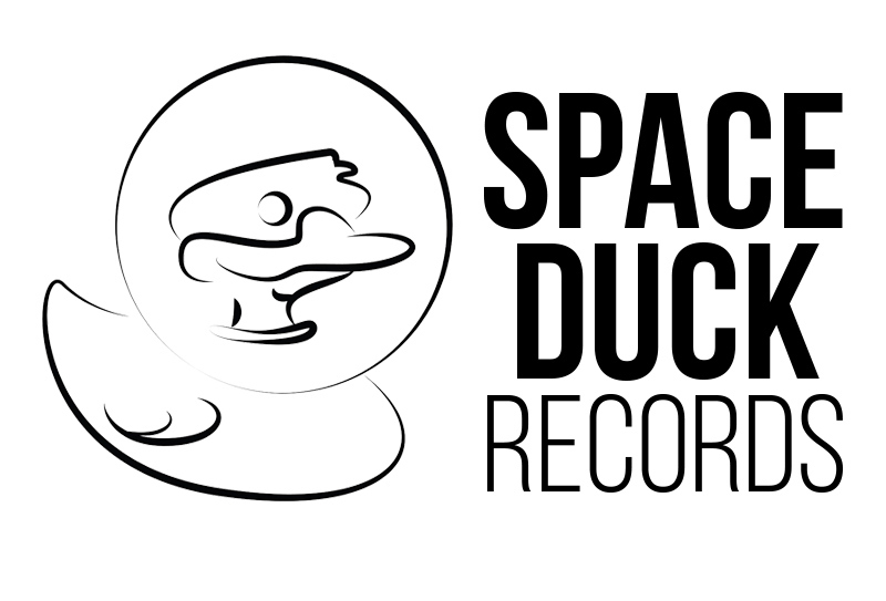 space duck records logo